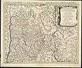 Tabula Delphinatus et vicinarum regionum distributa in principatus comitatus baronias &c. cum usdem nominibus quae in antiquis Chartis sub Principibus Delphinis expressa reperiuntur (5121150684).jpg
