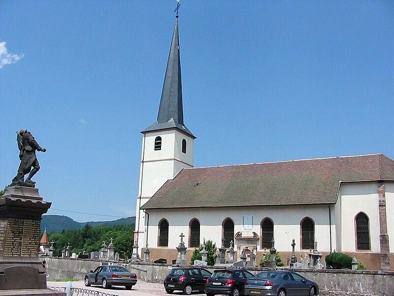 Fichier:Taintrux (88) église.jpg