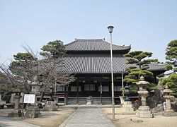 Takasago Jyurinji Temple.JPG
