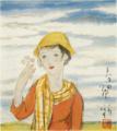 TakehisaYumeji-1928-Women Four Season Spring Field.png