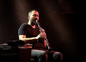 Hüsnü Şenlendirici - Hüsnü Şenlendirici with Taksim Trio live at Leverkusener Jazztage 2015