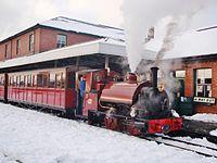 Tal-y Llyn Railway No 3 Sir Haydn (8062105070).jpg