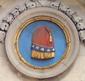 Tammany Hall - Image: Tammany Hall logo crop