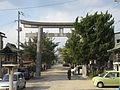 Tamura-jinja (Takamatsu) ichinotorii.JPG