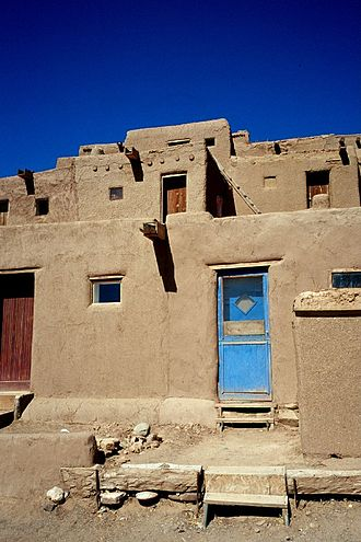 Northern Rio Grande National Heritage Area - Taos Pueblo.