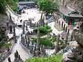 Tapsa Temple - Stone Pagodas - panoramio.jpg