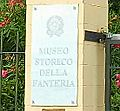 Targa museo fanteria.jpg