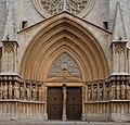 Tarragona Catedral de Santa Maria portal 1030642.jpg