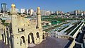 Tazapir mosque and Central Park1.jpg