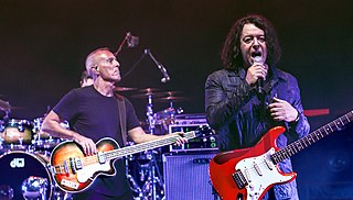 Tears for Fears English pop/rock band