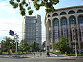 Teatru National si Intercontinental (1 mai 2008) - panoramio.jpg
