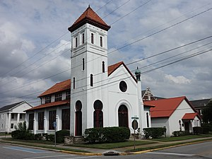 Demographics of Georgia (U.S. state) - Temple Beth Tefilloh, Brunswick, Glynn County
