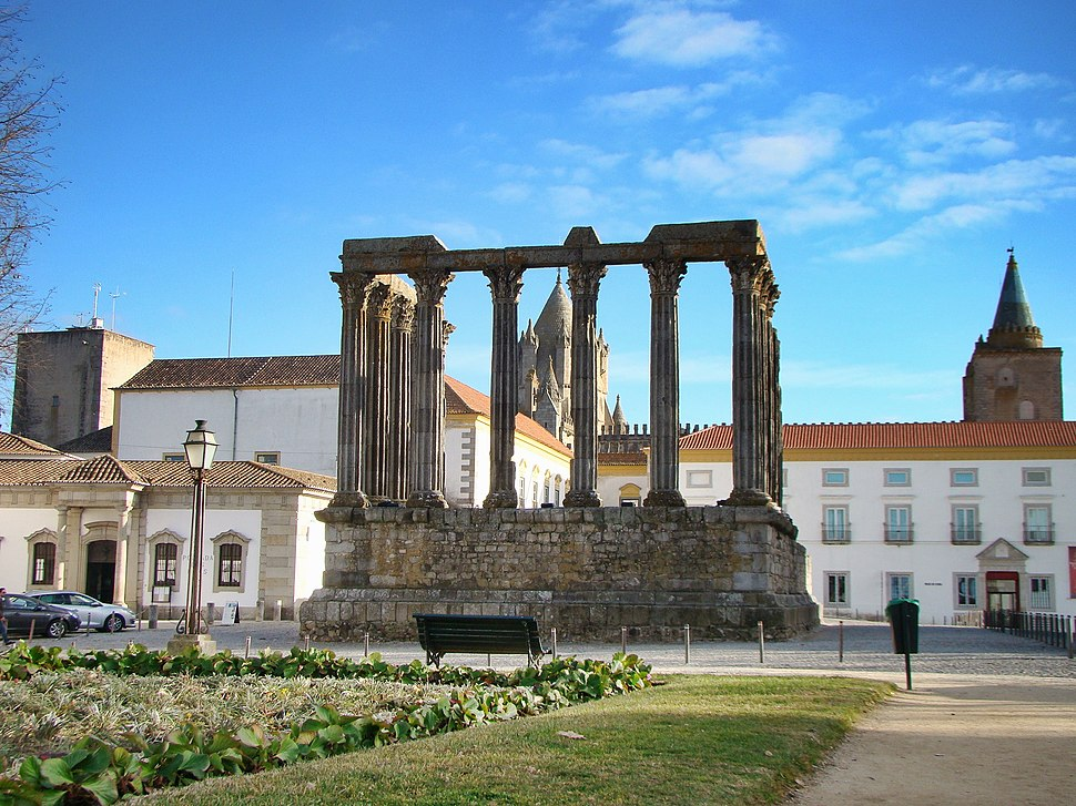 Templo de Diana, %C3%89vora-55