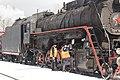 Test run of L-5289 steam locomotive (25715042070).jpg
