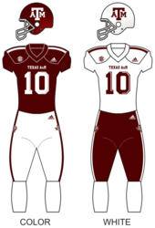 2019 Texas A M Aggies Football Team Wikipedia