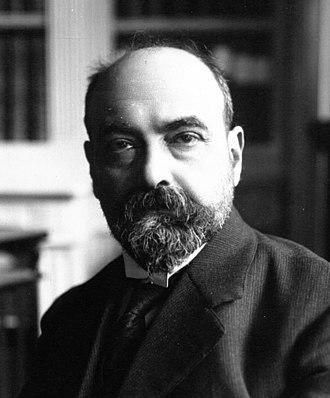 Théodore Reinach - Théodore Reinach in 1913