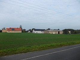 Thümmlitz from the southwest