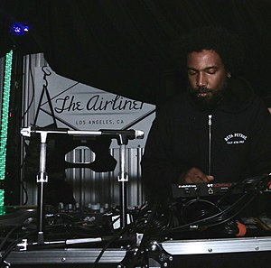 Thavius Beck - Thavius Beck performing at Low End Theory in Los Angeles, CA on May 31st, 2017.