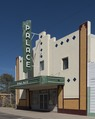 The Art Deco Palace Theater, a onetime movie theater in downtown Marfa, Texas LCCN2014631202.tif
