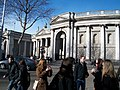The Bank of Ireland from the Front Gate of Trinity College - geograph.org.uk - 1740491.jpg