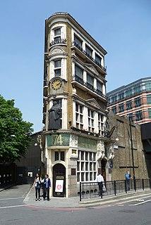 The Black Friar (pub)