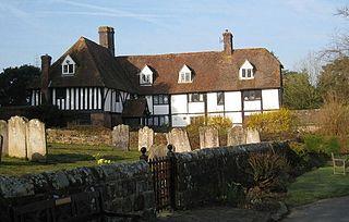 Hawkhurst Human settlement in England