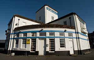 Alfred W. Blomfield - Dagenham Roundhouse