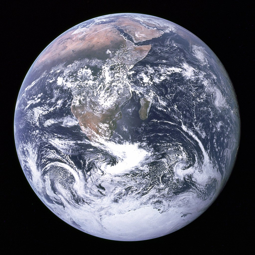 La planète Terre : notre unité de mesure