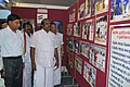 The Food Minister of Tamil Nadu, Shri A.V. Velu going round at the Bharat Nirman Public Information Campaign at Arani, Tiruvannamalai district, Tamil Nadu on August 27, 2008.jpg
