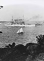 The Great White Fleet in Sydney Harbour 1908 (7126381051).jpg
