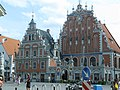 The House of Blackheads in Riga's Town Square.jpg