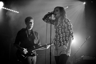 Picture of a band or musician: The Kills