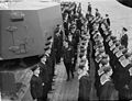 The King Pays 4-day Visit To the Home Fleet. 18 To 21 March 1943, at Scapa Flow, the King, Wearing the Uniform of An Admiral of the Fleet, Paid a 4-day Visit To the Home Fleet. A15118.jpg