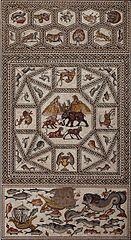 Lod Mosaic