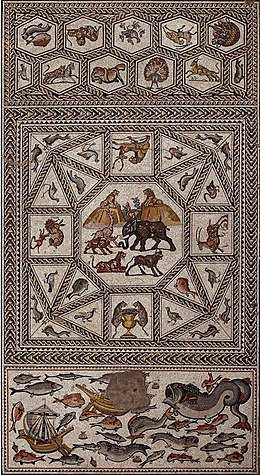 The Lod Mosaic, Israel Antiquities Authority.jpg