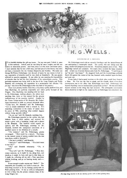 File:The Man Who Could Work Miracles by H. G. Wells (The Illustrated London News, Summer 1898).pdf