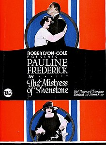 The Mistress of Shenstone (1921) - Ad 1.jpg
