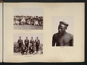 Impi - Image: The National Archives UK CO 1069 224 49