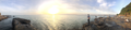 The Panoramic photography of the sunset from Chigogafuchi in Enoshima island.png