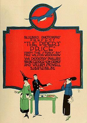The Piper's Price - Film poster