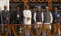 The Prime Minister, Dr. Manmohan Singh laid the foundation stone of National Institute of Science Education and Research, in Bhubaneswar, Orissa on December 27, 2009.jpg