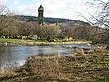 The River Tweed at Peebles - geograph.org.uk - 1185410.jpg