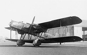 Handley Page Heyford - Image: The Royal Air Force in the 1930s HU58005