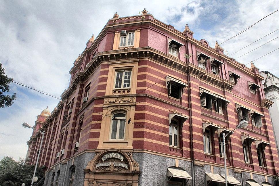 The Royal Insurance Building, Kolkata, West Bengal