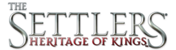 The Settlers - Heritage of Kings logo.png