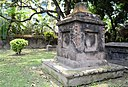 The Tomb of Margaret Morrell,Dutch Cemetery, Chinsurah.jpg