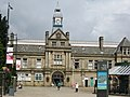 The Town and Market Hall, Darwen, Lancashire - geograph.org.uk - 1407803.jpg