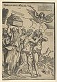 The Triumph of Christ- the last sheet on the right showing Adam and Eve who lead the procession MET DP853457.jpg