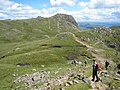 The descent from Pike o'Stickle - geograph.org.uk - 490569.jpg