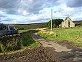 The lane passing North Sundaysight - geograph.org.uk - 573133.jpg